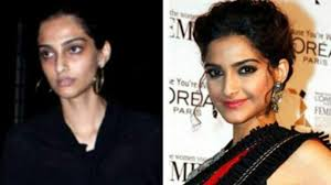 21 shocking pictures of bollywood actresses without makeup you with regard to original pics of