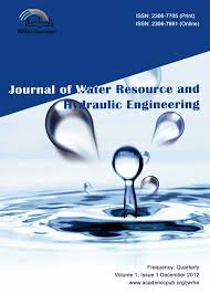 Journal of Water Resource and Hydraulic Engineering:Home