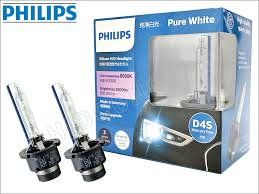 Details About D4s Philips 6000k Ultinon Hid Headlight 42402wx For Lexus Is250 Is350 Es350
