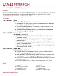 This cv includes employment history, education. Cv Templates By Resume Now Impress Your Future Employer