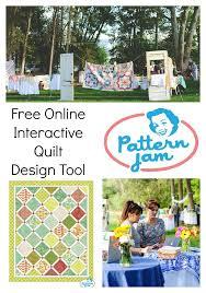 Pattern Jam - Easy Quilt Design Tool - Diary of a Quilter - a ... & Pattern Jam Quilt Design Tool collage Adamdwight.com