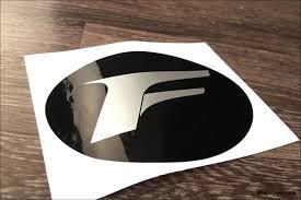 lexus f logo. Wonderful Lexus Lexus_3is_custom_emblem_overlay_7  Lexus_3is_custom_emblem_overlay_6  Lexus_3is_custom_emblem_overlay_8 To Lexus F Logo T