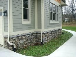Home Depot Faux Stone Siding Panels Exterior Tile