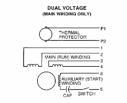 115 230 motor wiring diagrams wiring diagram for 230 volt 1 phase motor the wiring diagram farm duty motors at wiring