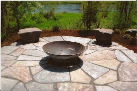 paver patio with gas fire pit. Exellent Pit Paver Patio Designs With Fire Pit Lovely  In With Gas O