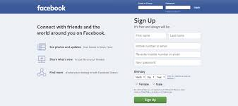 Facebook Login Sign In How To Set Up A Facebook Page For Your Restaurant