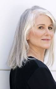 New Hairstyles For Women 2015 32 Awesome 24 Best Hairstyles For Grey Hair Images On Pinterest Hair Cut