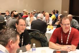 opca conference article opca director bill rathwell on right leads roundtable discussion