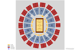 Murphy Center Murfreesboro Tickets Schedule Seating Chart Directions