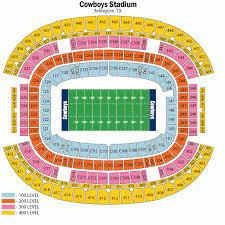 Cowboys Stadium Seating Chart Dallas Cowboys Vs Buffalo Bills Football Packages Travel
