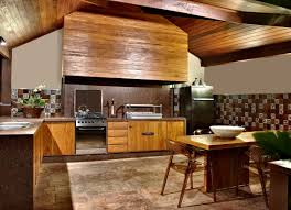 Kitchen Rustic Tropical Concept Of Home Kitchen Style Interior Modern Tropical Kitchen Design