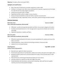 Data Entry Clerk Resume Business Travel Agent Sample Resume
