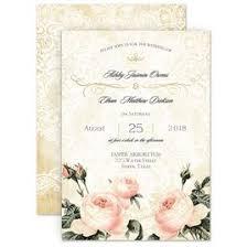 Vintage Wedding Invitation Vintage Wedding Invitations Invitations By Dawn