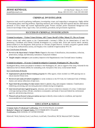 Resume Objective For Security Job Examples Large Size Of