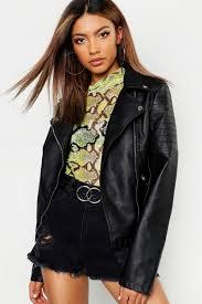 jade faux leather biker jacket at boohoo com jade faux leather biker jacket at boohoo com