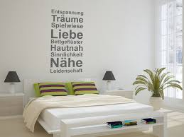 Wandworte Schlafzimmer Wandtattoo Wandaufkleber Günstig By Wall