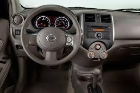 2012 nissan versa review price specs automobile 2012 nissan versa interior view