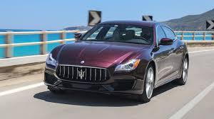 2016 Maserati Quattroporte GranSport S  (