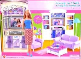 barbie furniture for dollhouse. Target Dollhouse Furniture Barbie Sets The Best Of Living Room . Doll For