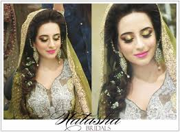 indian simple hairstyles for indian wedding reception wedding makeup neon party look plete hair and modern