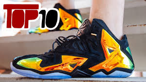 all lebron shoes ever made. all lebron shoes ever made