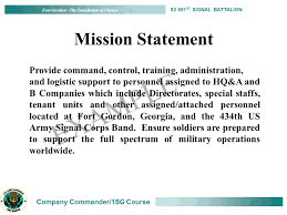 Mission Statement Example 15 Examples Of A Mission Statement E Mail Statement