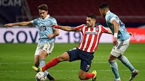 La Liga: Atlético Madrid patzt trotz Doppelpack von Luis Suárez gegen Celta  Vigo - Eurosport
