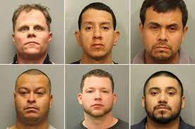 a houston chronicle ysis of more than 300 arrest records from 2018 provided new insight into