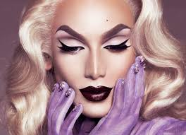 miss fame supernatural blonde for my makeup tutorial photographed by marcelo cantu