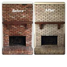 painted brick fireplace before and after how to paint fireplace brick painted brick fireplaces before and painted brick fireplace