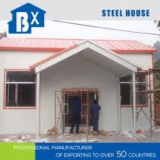 Foldable Houses Steel House China Foldable Design Low Cost Prefabricated