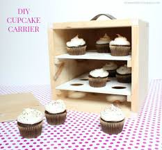 Decorative Boxes For Baked Goods Cupcake Boxes 100 DIY Ideas to Package Your Cupcakes 2