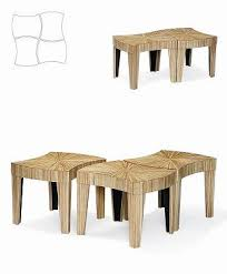 creative images furniture. Modren Images CoCreative Studio Detalia Aurora Jigsaw Laminated Sika Tablesjpg For Creative Images Furniture