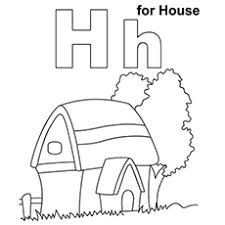 Small Picture Top 25 Free Printable Letter H Coloring Pages Online