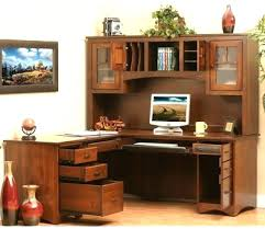 home office desk and hutch. Office Desk With Hutch Home Fine Regarding Depot L And