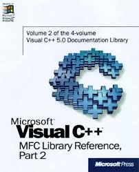 Mfc Hierarchy Chart Microsoft Visual C Mfc Library Reference Part 2 Visual