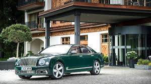 Bentley Mulsanne (2016) review by CAR Magazine