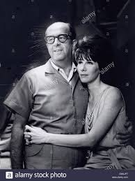 PHIL SILVERS with wife Evelyn Patrick.AKA Philip Silversmith.The PHIL Stock  Photo - Alamy