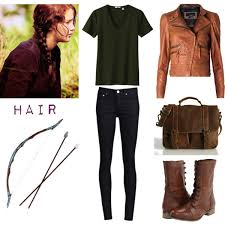 katniss everdeen inspired hunting wear polyvore katniss everdeen inspired hunting wear