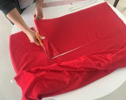 diy seatbelt pillow step 1