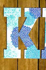 Wooden Letters Design Wood Letters To Paint Wooden Letter Ideas Cool Patterns To Paint
