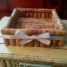 diy napkin holders don t throw away your wine bottle corks this upcycled cork napkin holder from decozilla could be your next craft project