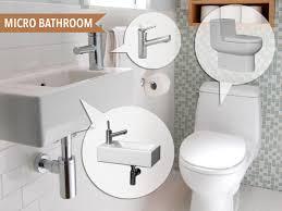 Mood Board #93: Micro Bathrooms - Kitchen Bath Trends