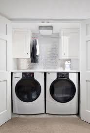 closet washer dryer