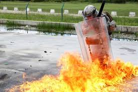 u s department of defense photo essay  a u s ier moves through fire during a fire phobia training exercise at the joint multinational readiness center in hohenfels 16 2015