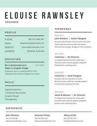 Customize 765 Modern Resume Templates Online Canva Contemporary