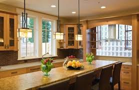 craftsman style kitchen lighting. Kitchens Designs And Photos Popular Of Mission Style Island Lighting Home Decorating Blog Community Lamps Plus Craftsman Kitchen E