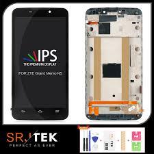 """SRJTEK 5.7"""" For ZTE Grand Memo N5 LCD ..."""