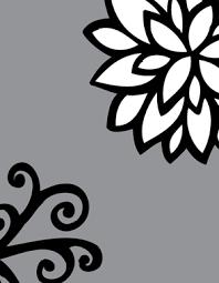 CUTE FLOWER VECTOR GRAPHICS