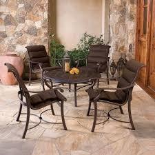 tropitone furniture hearth patio